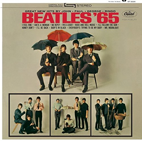 Image 0 of Beatles '65 By The Beatles On Audio CD Album 2014
