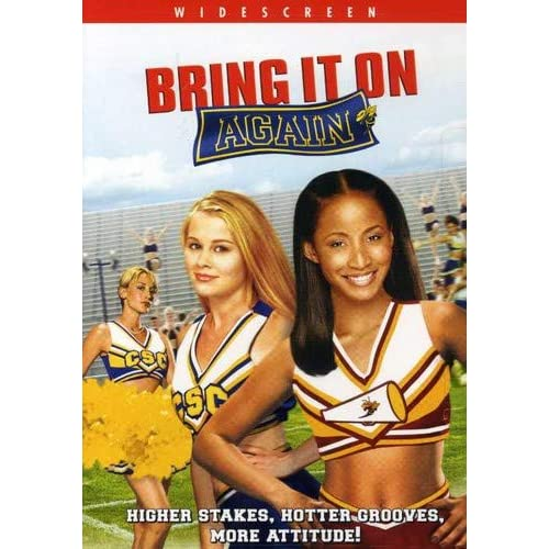 Image 0 of Bring It On Again On DVD With Anne Judson-Yager Comedy