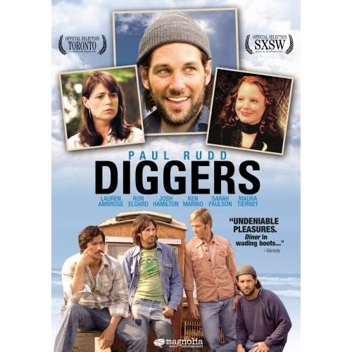 Image 0 of Diggers On DVD With Paul Rudd Comedy