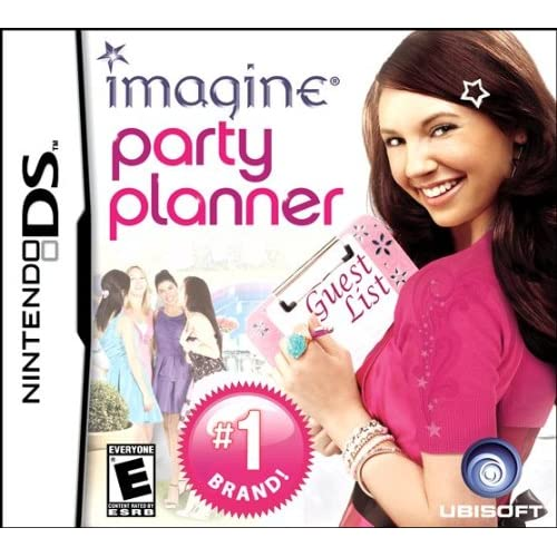 Image 0 of Imagine: Party Planner For Nintendo DS DSi 3DS 2DS
