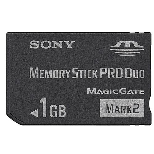 Image 0 of Sony 1GB Memory Stick Pro Duo PSP