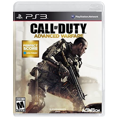 Call Of Duty: Advanced Warfare For PlayStation 3 PS3 COD Shooter