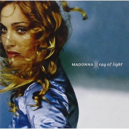 Image 0 of Ray Of Light By Madonna On Audio CD Album 1998