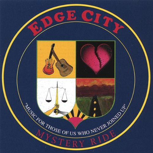 Image 0 of Mystery Ride By Edge City On Audio CD Album 2000