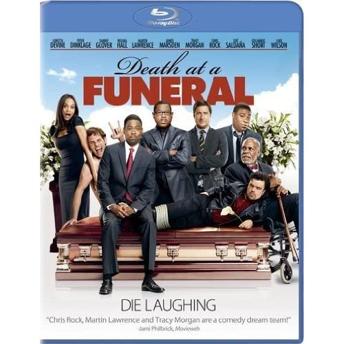 Image 0 of Death At A Funeral Blu-Ray On Blu-Ray With Keith David Romance