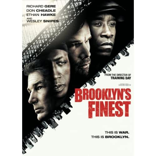 Image 0 of Brooklyn's Finest On DVD with Richard Gere