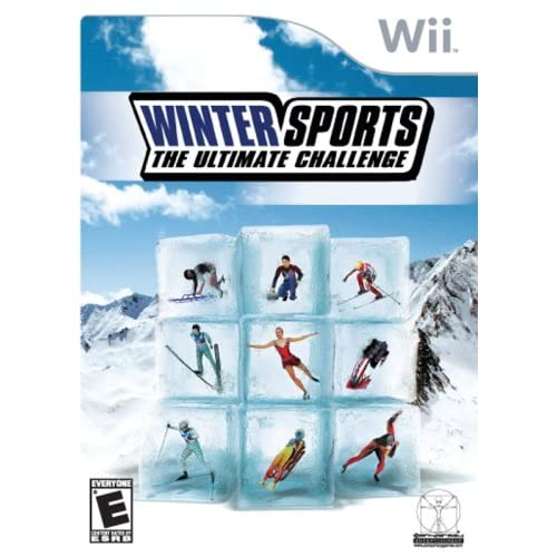 Image 0 of Winter Sports The Ultimate Challenge For Wii And Wii U