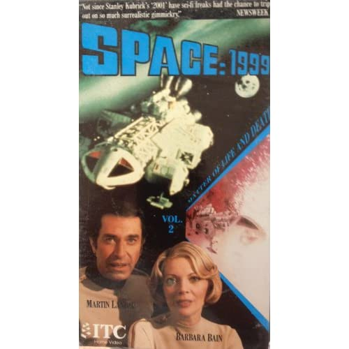 Image 0 of Space 1999:MATTER Of Life & Death On VHS