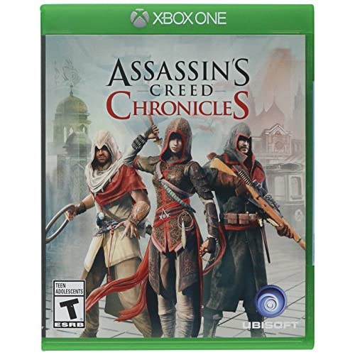 Assassin's Creed Chronicles Standard Edition For Xbox One