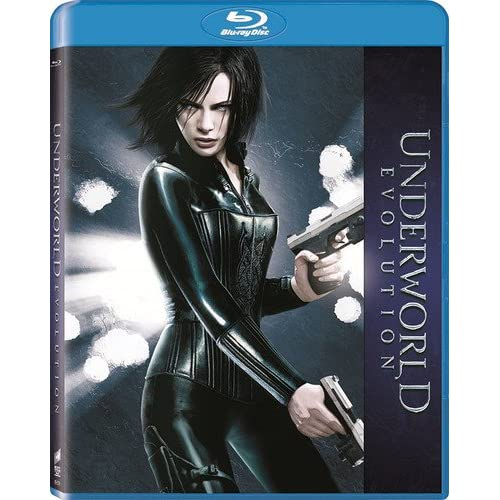 Image 0 of Underworld Evolution Blu-Ray On Blu-Ray With Kate Beckinsale