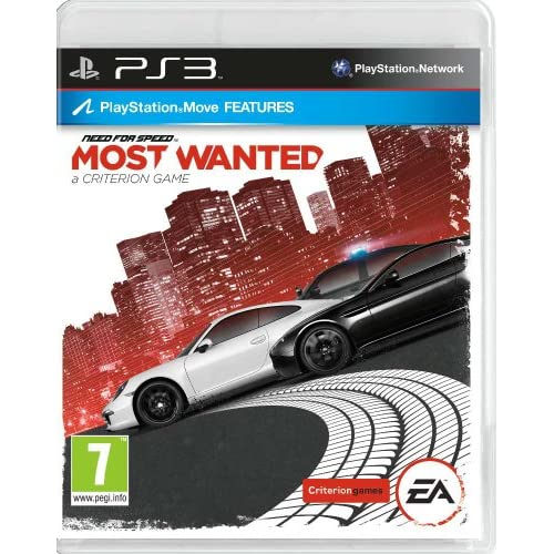 Image 0 of Need For Speed: Most Wanted For PlayStation 3 PS3