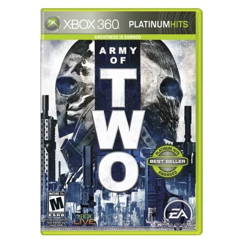 Army Of Two: Platinum Hits For Xbox 360 Shooter