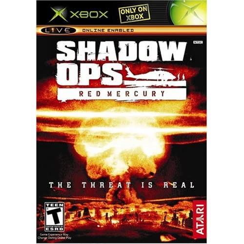 Image 0 of Shadow Ops Red Mercury Xbox For Xbox Original