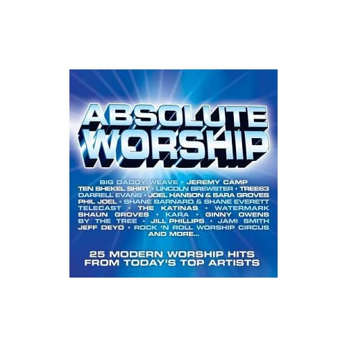 Image 0 of Absolute Worship On Audio CD Album 2004