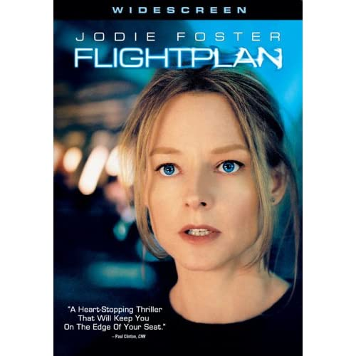 Image 0 of Flightplan Widescreen Edition On DVD With Jodie Foster Mystery