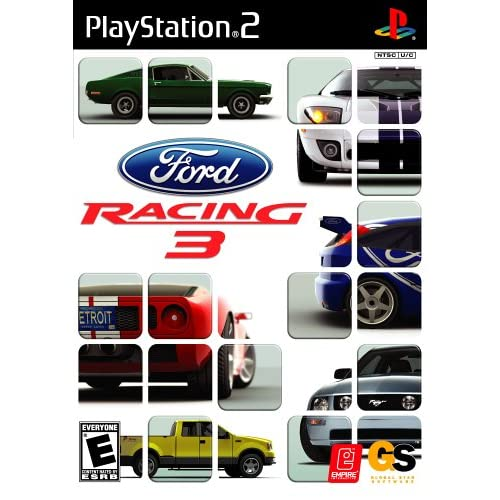 Ford Racing 3 For PlayStation 2 PS2