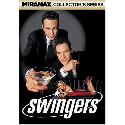 Image 0 of Swingers Miramax Series On DVD With Jon Favreau