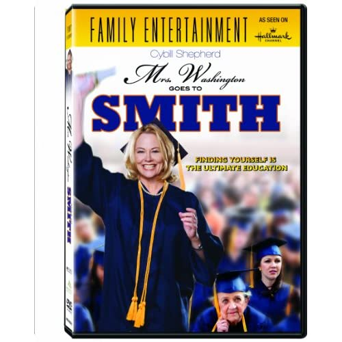 Mrs Washington Goes To Smith With Cybill Shepherd Comedy On DVD