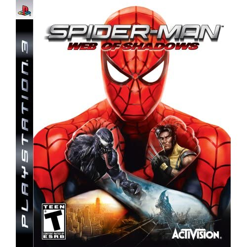 Image 0 of Spider-Man: Web Of Shadows For PlayStation 3 PS3