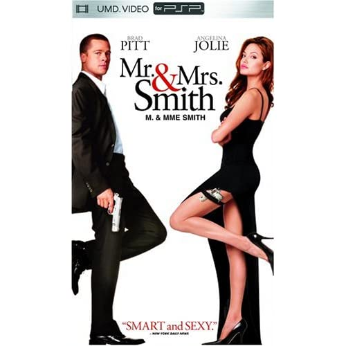 Image 0 of Mr And Mrs Smith UMD For PSP