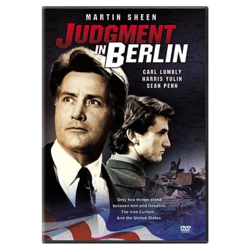 Judgment In Berlin On DVD With Martin Sheen