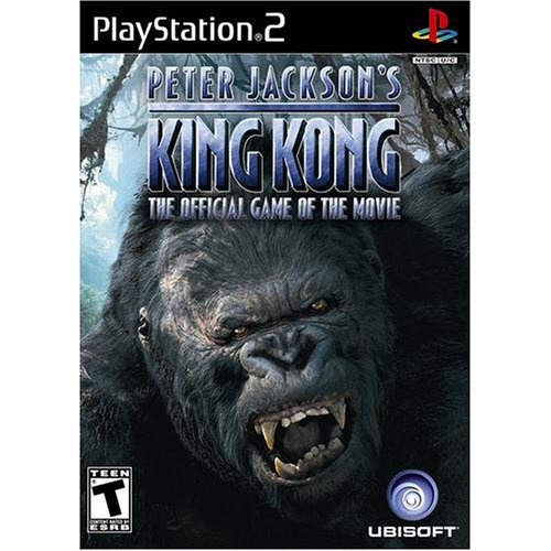 Image 0 of Peter Jackson's King Kong For PlayStation 2 PS2