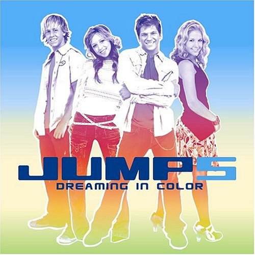 Image 0 of Dreaming In Color By JUMP5 Album Pop 2004 On Audio CD