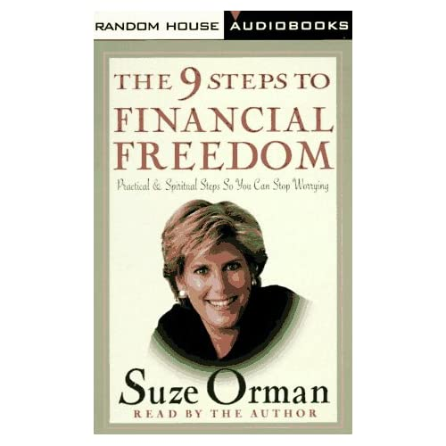 The 9 Steps To Financial Freedom Audio By Orman Suze Orman Suze Reader