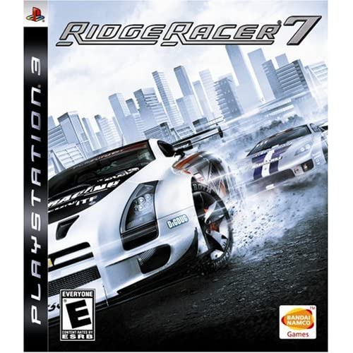 Ridge Racer 7 For PlayStation 3 PS3 Racing