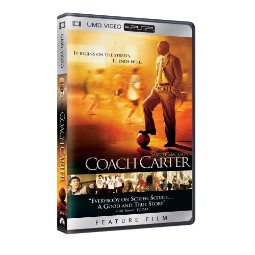Image 0 of Coach Carter Movie UMD For PSP