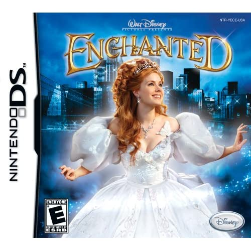 Image 0 of Disney's Enchanted For Nintendo DS DSi 3DS 2DS