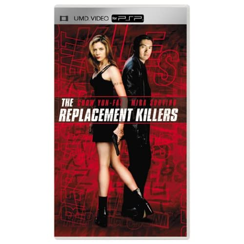 The Replacement Killers UMD For PSP