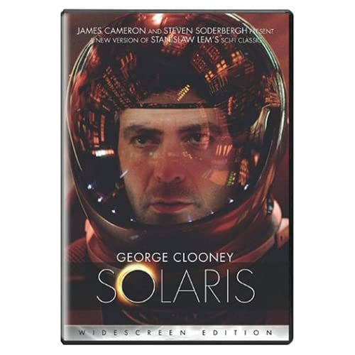Image 0 of Solaris On DVD With George Clooney