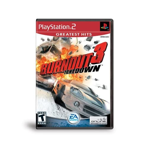 Image 0 of Burnout 3 Takedown For PlayStation 2 PS2 Flight