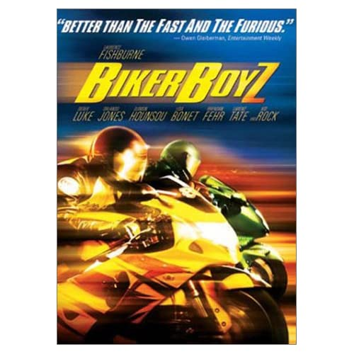 Image 0 of Biker Boyz Full Screen Edition On DVD With Laurence Fishburne