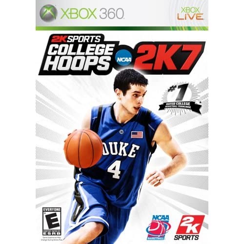 College Hoops 2K7 For Xbox 360 Basketball