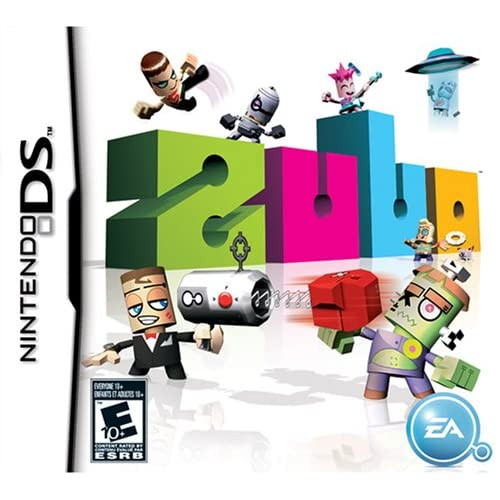 Image 0 of Zubo For Nintendo DS DSi 3DS Trivia