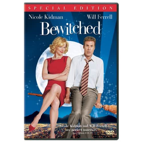 Image 0 of Bewitched Special Edition On DVD with Nicole Kidman
