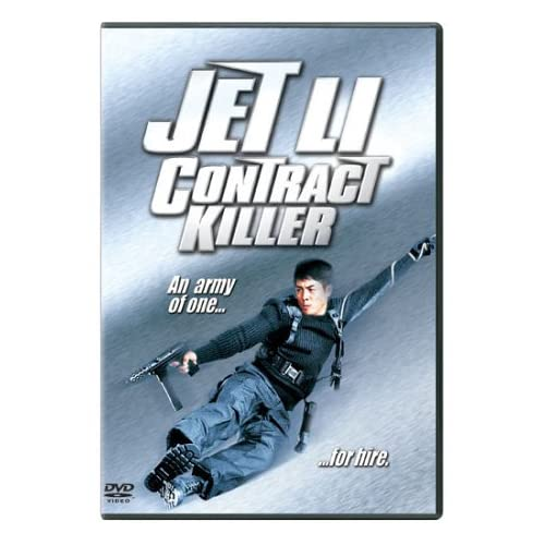 Image 0 of Contract Killer On DVD With Jet Li