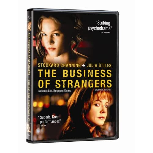 Image 0 of Business Of Strangers Ws On DVD