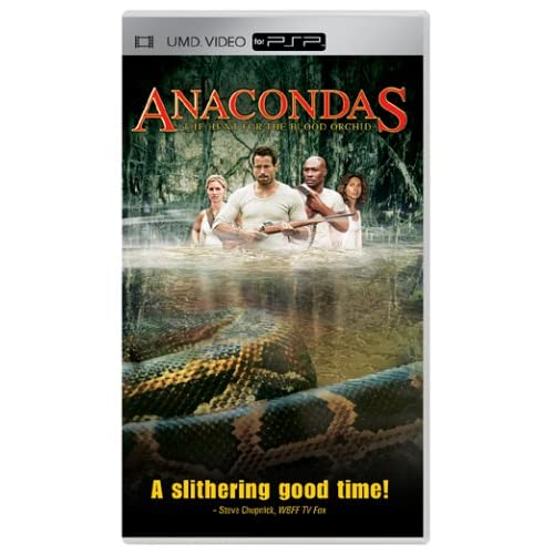 Anacondas The Hunt For The Blood Orchid UMD For PSP
