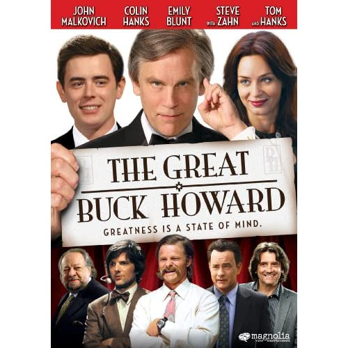 Image 0 of The Great Buck Howard On DVD With John Malkovich Comedy