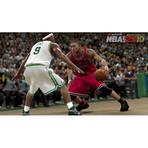 Image 3 of NBA 2K10 For PlayStation 3 PS3 Basketball