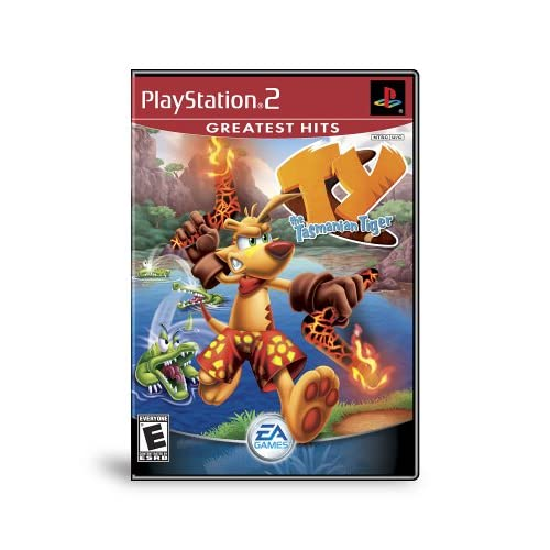Image 0 of Ty The Tasmanian Tiger For PlayStation 2 PS2
