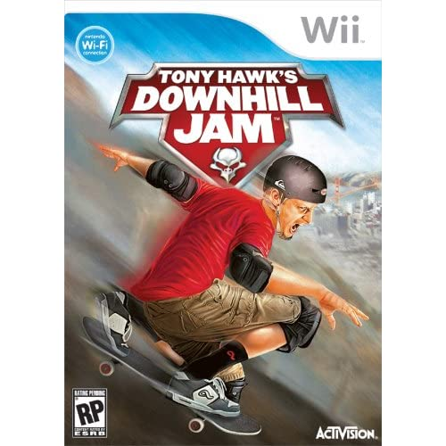 Image 0 of Tony Hawk's Downhill Jam For Wii And Wii U