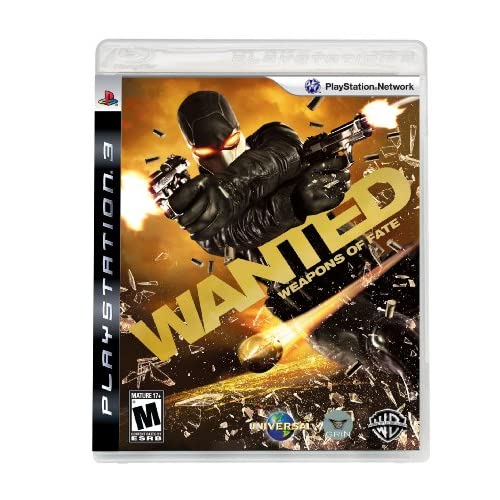 Image 0 of Wanted: Weapons Of Fate For PlayStation 3 PS3 Shooter