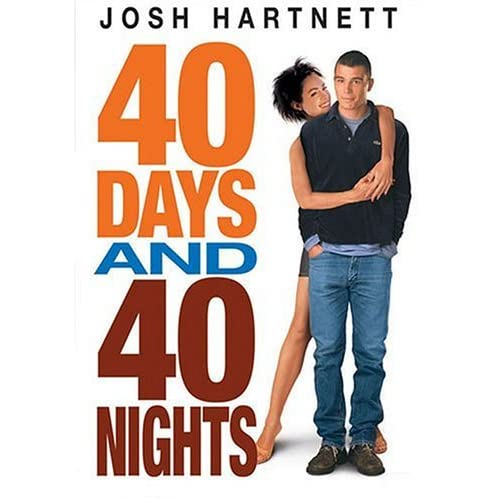 Image 0 of 40 Days And 40 Nights On DVD With Josh Hartnett