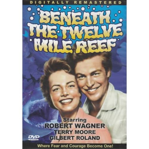 Image 0 of Beneath The Twelve Mile Reef Slim Case On DVD With Robert Wagner 12