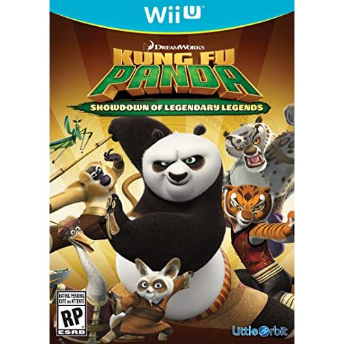 Image 0 of Kung Fu Panda: Showdown Of Legendary Legends For Wii U