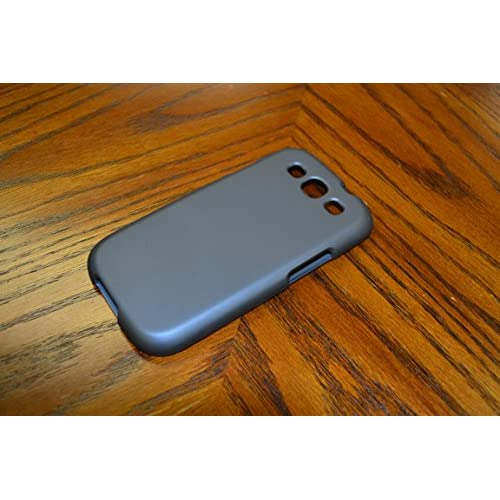 Image 0 of Samsung Galaxy S III Gray Rocketfish Snap-On Case Cover Grey Fitted RF-SGS3H2G